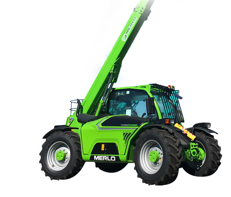 Merlo Telehandlers Equipment | DLM Machinery